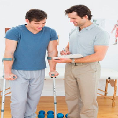 Physical therapy for hip fracture patients