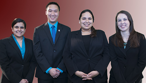 MHA Award Winners