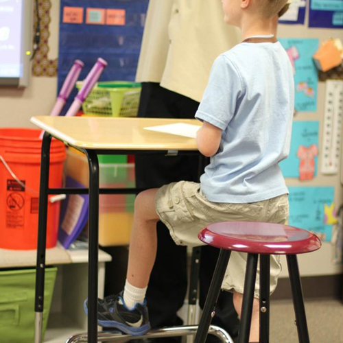 Standing desks Effective in the fight against childhood obesity