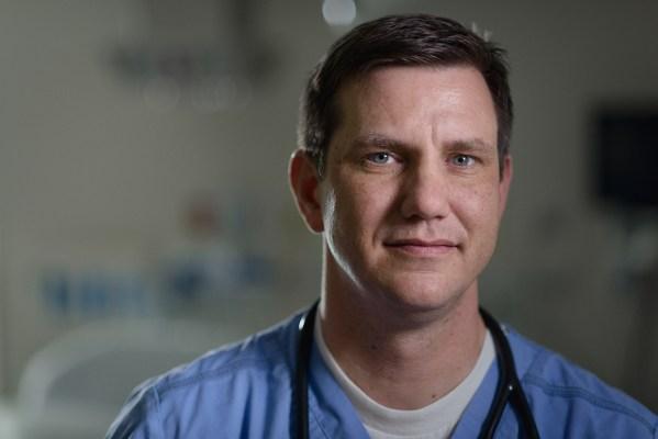 Michael Weipert, third year medical student