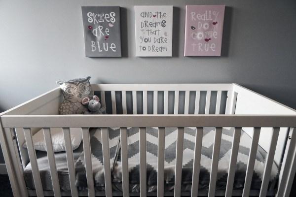 Baby's crib