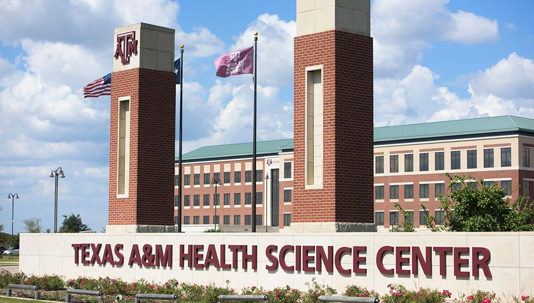Health Science Center campus