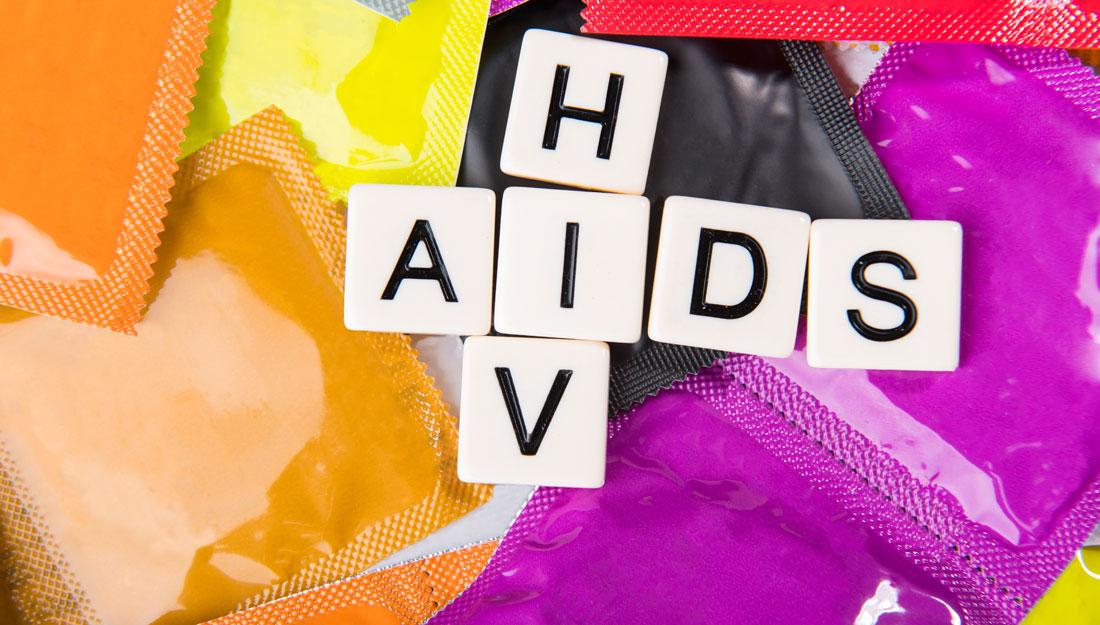 Anti-HIV Condom