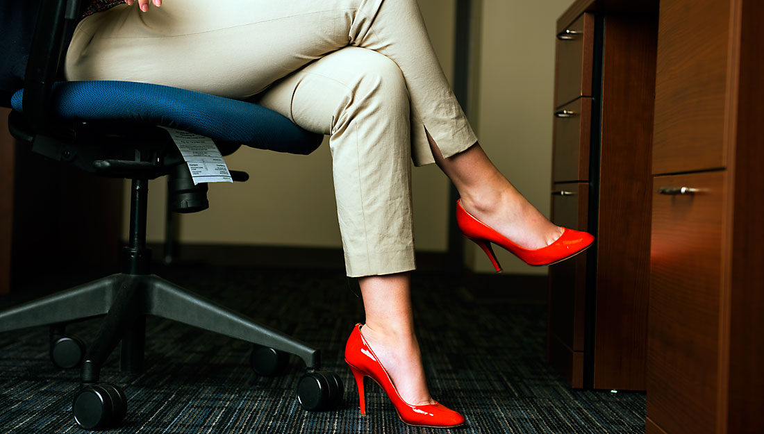 Healthy Legs Preventing Circulation Problems On The Job