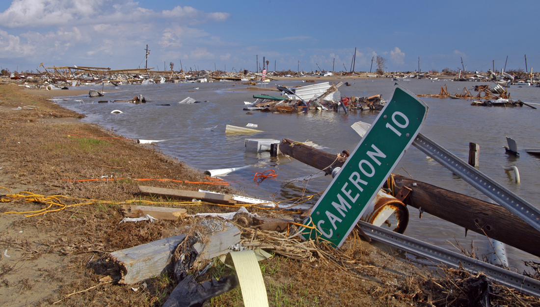 Disaster in the Gulf Coast