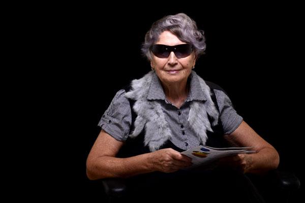 common elderly health issues sensory impairments