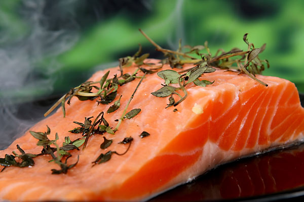 top 10 foods with health benefits - oily fish