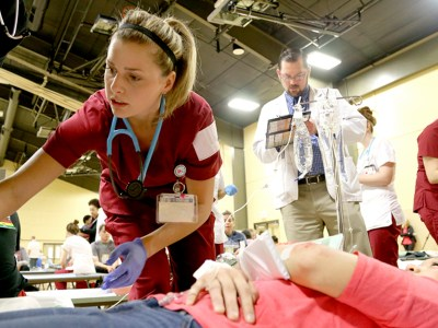 How Texas A&M health education focuses on interprofessional collaboration