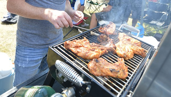 Have a winning tailgate with these healthy recipes