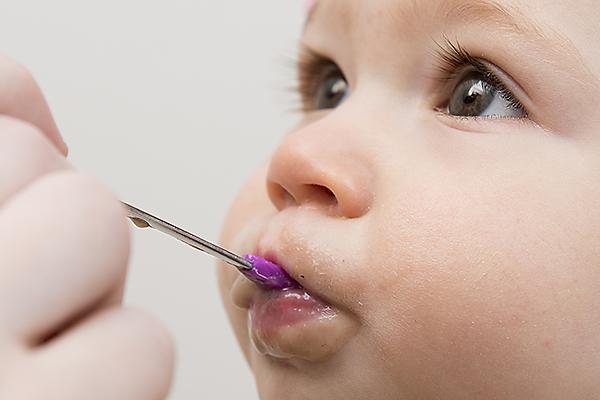 Your baby's feeding schedule will often interfere with their sleep schedule