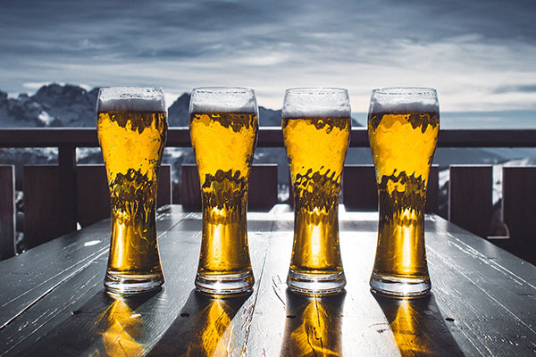 Alcohol can have negative effects on your testosterone