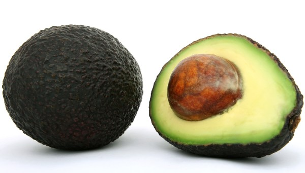 Avocados are a source of good fats, in moderation of course