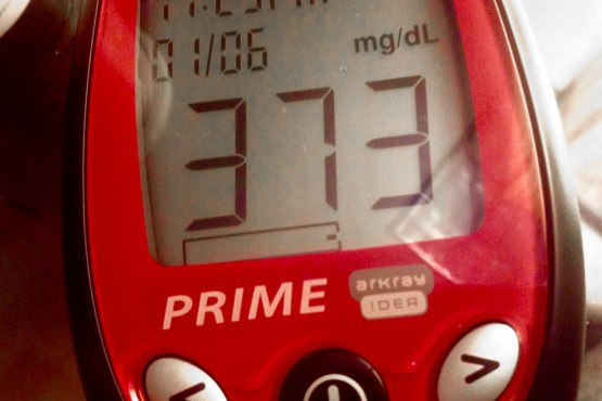 Knowing your blood sugar levels can keep you ahead of your diabetes