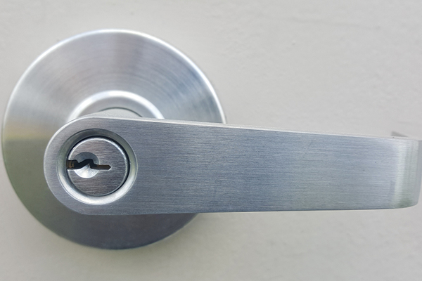 Your door handles can really add up germs throughout the day