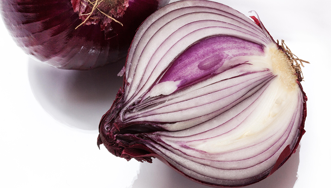 It's a complicated process that allows onions to make you shed some tears