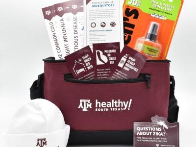 Zika prevention kit
