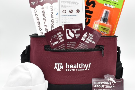 Zika prevention kit