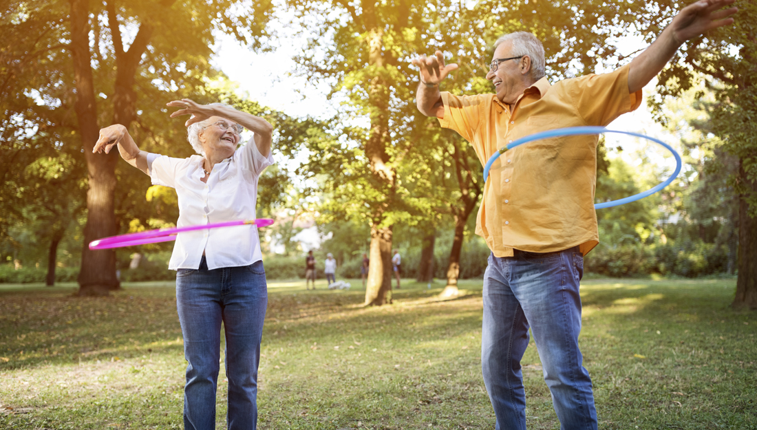 Physical activity and older adult