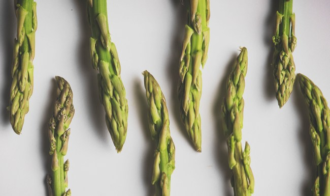 Asparagus is can have an odd, but harmless, side effect