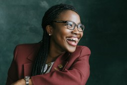 Public Health Graduate Eunice Fafiyebi