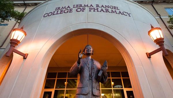 Irma Lerma Rangel College of Pharmacy