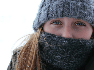six common winter health problems