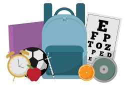 Back to School items