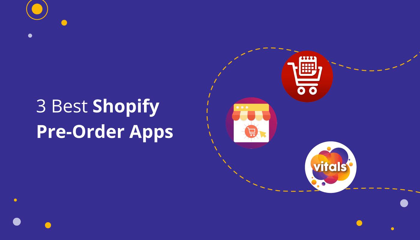 Shopify app - pre -order