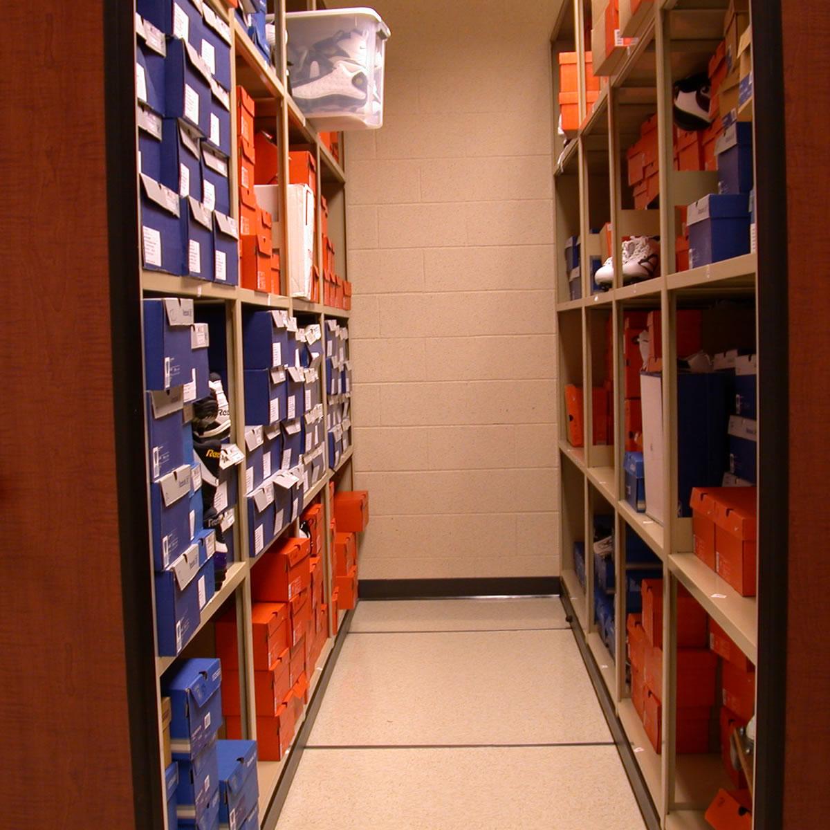 Athletic Gear Storage Systems Vital Valt