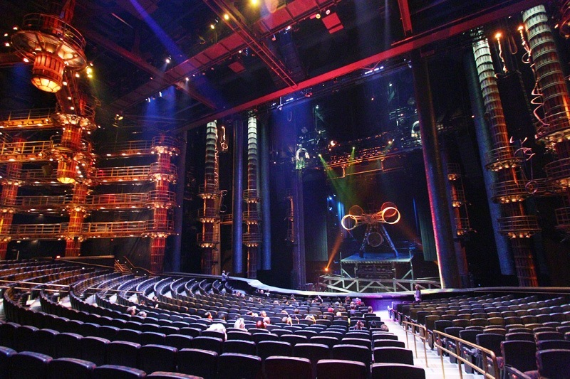 Ka Theater Mgm Grand Seating Chart