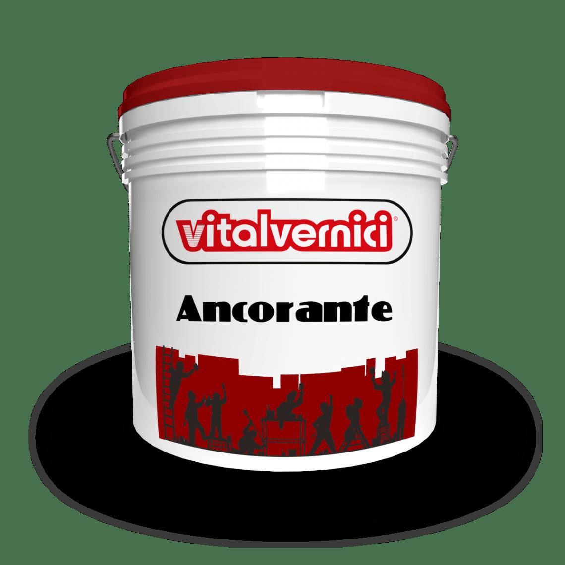 Ancorante - Fondo acrilico per intonaci - Vitalvernici