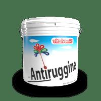 Antiruggine a base di resine alchidiche