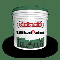 Pittura traspirante ai silicati di potassio