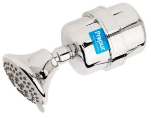 shower filter to remove fluoride