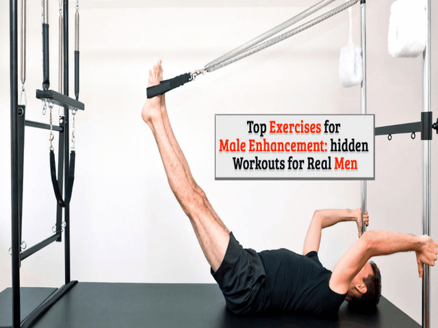 Best Exercises for Male Potency And ED