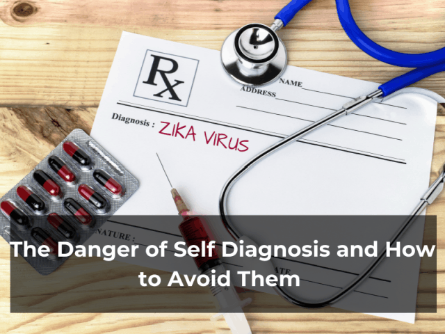 Self-Diagnosis Online Dangers And How To Avoid Them In 2021