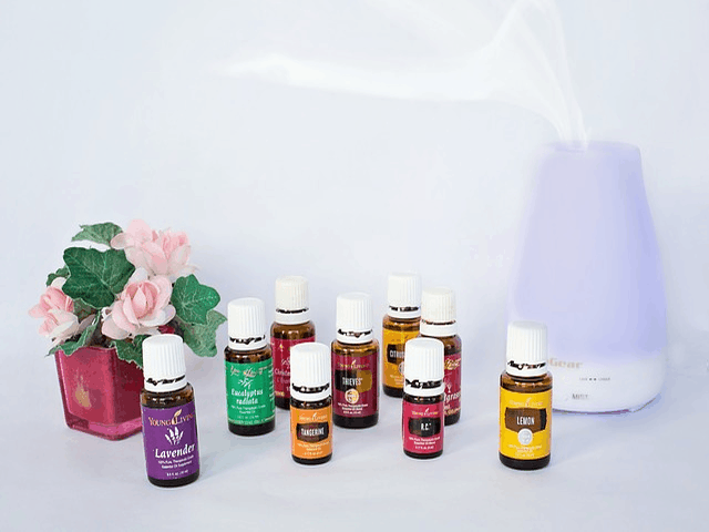 Top 4 Essential Oil Blends For Diffusers