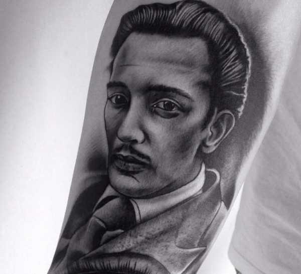 Три д татуировки фото – Ой!