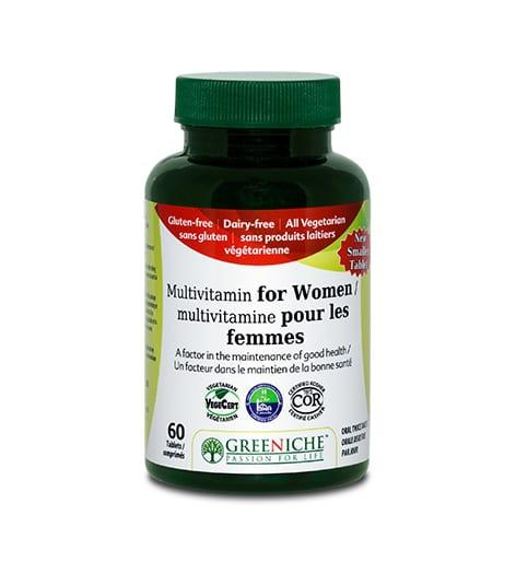 ملتي فيتامين للنساء صناعة كندية