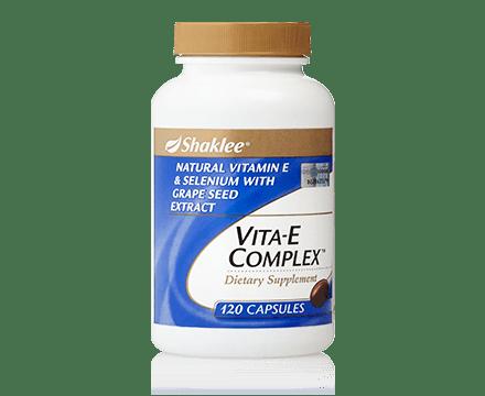 Harga Vitamin E Shaklee Vitamin E