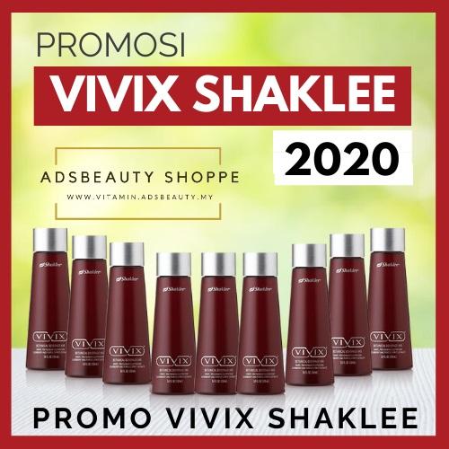 Harga Vivix Shaklee Harga 2020 Promosi Vivix Shaklee 2020 Harga Promosi Vivix Shaklee Harga 2020 Promo Vivix 2020