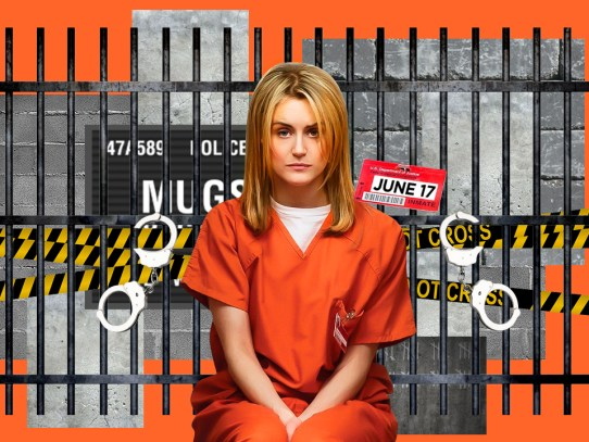 "5 razones por las que deberías ver ""Orange Is The New Black"""