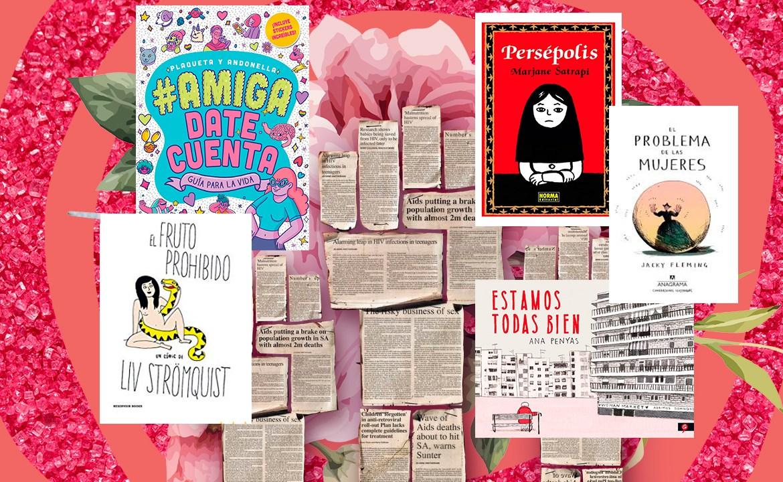 Viñetas feministas: 5 novelas gráficas que toda mujer debería leer