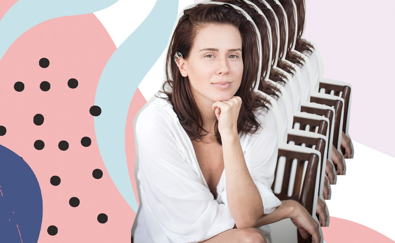 """Desmadre"": la maternidad según Pamela Rodríguez"