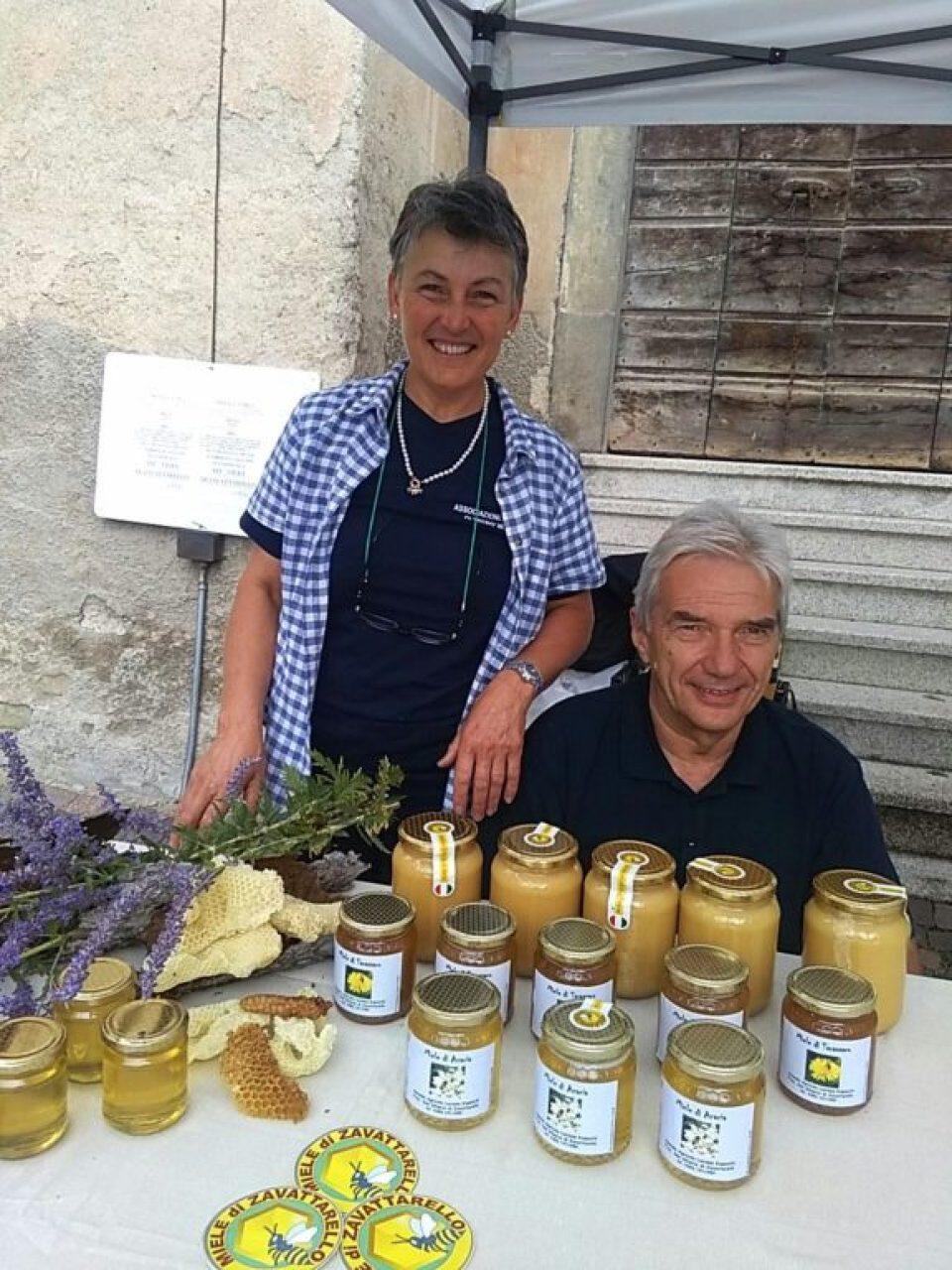 banchetto apicoltori