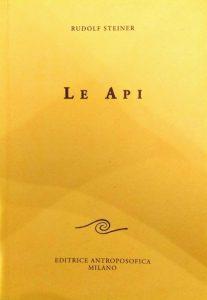 Rudolf Steiner Le api copertina