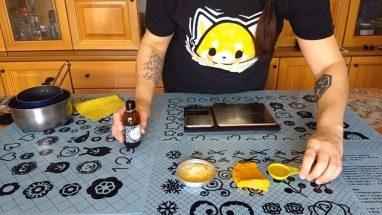 ingredienti beeswax wrap