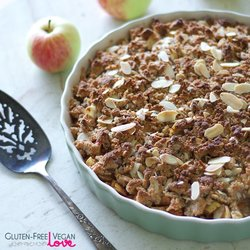 Apple Crumble-Gastrointestinal Friendly Recipe