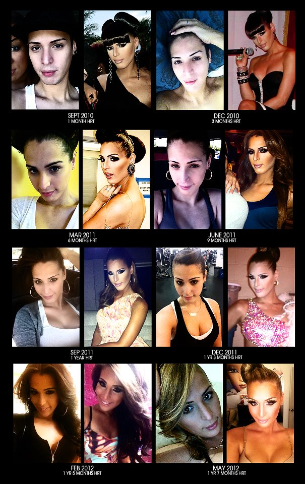 Let Show Some Support, for our new T Family Member, Carmen Carrera