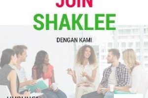 Daftar Jadi Ahli Shaklee Online Dengan Pengedar Shaklee Terbesar Di Malaysia